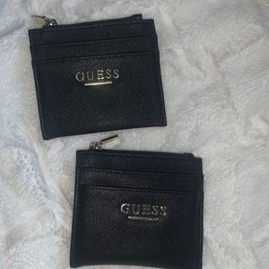GUESS CARD HOLDERS